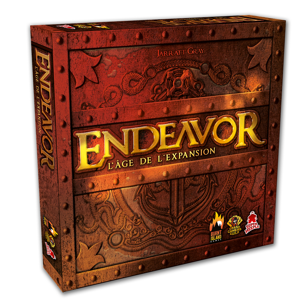 ENDEAVOR - Ext. L'Age de l'Expansion