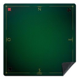 [00837] PLAYMAT Cards Prestige 60x60