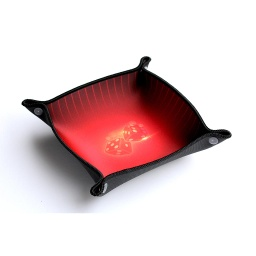 [01070] Dice Tray Red