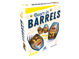 [01347] BEARS IN BARRELS