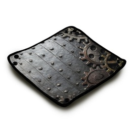 [01397] Dice Tray - Rusty Gears