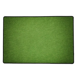 [01404] PLAYMAT Green Carpet 60x40